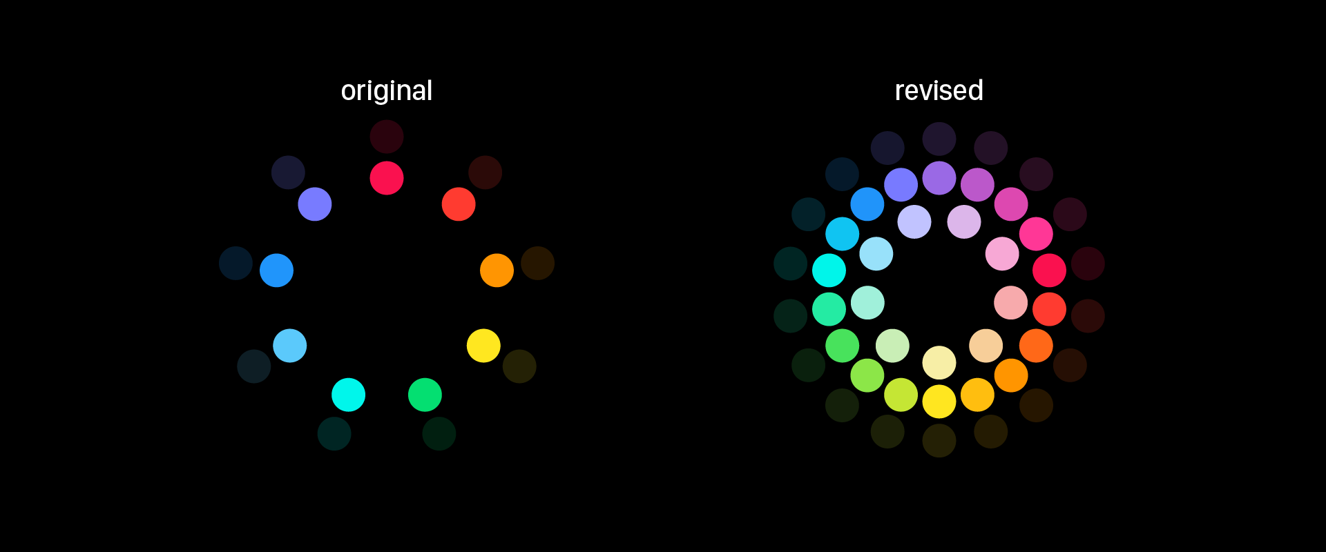 WatchOS colors